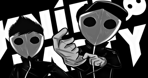 Photo of دانلود فول آلبوم Knife Party