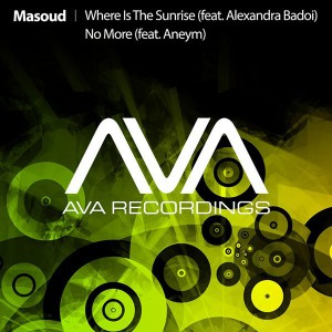 Masoud - No More, Where Is The Sunrise