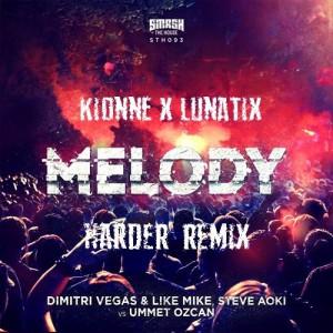 Dimitri Vegas, Like Mike & Steve Aoki - Melody