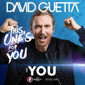 David Guetta - This One's For You