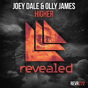 Joey Dale & Olly James – Higher