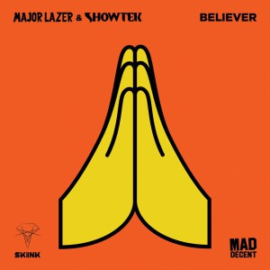 Showtek & Major Lazer - Believer