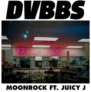 DVBBS feat. Juicy J - Moonrock