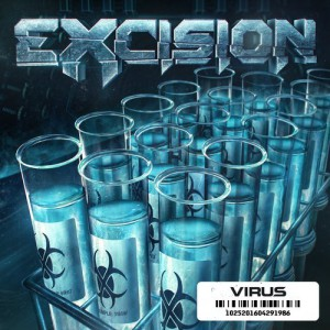 EXCISION & SPACE LACES - Throwin' Elbows