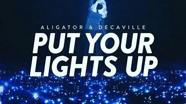 Aligator & Decaville - Put Your Lights Up