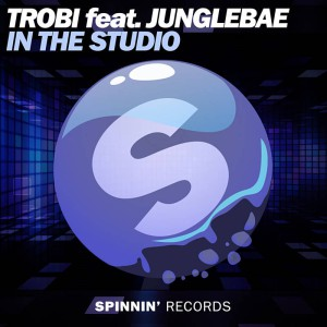 Trobi feat. Junglebae - In The Studio