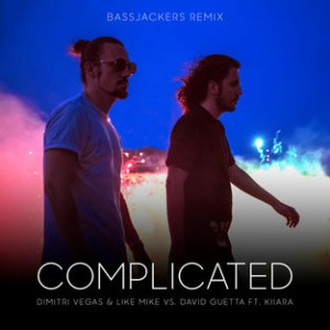 Dimitri Vegas & Like Mike - Complicated (Bassjackers Remix)