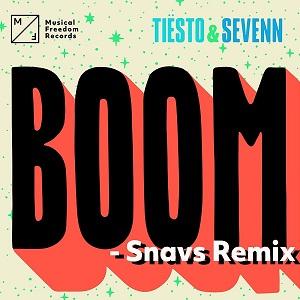 Tiёsto & Sevenn - Boom (Snavs Remix)