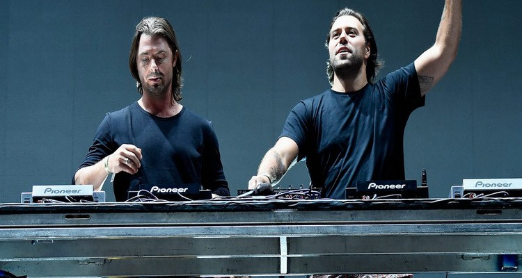 Axwell & Ingrosso is a Swedish DJ duo consisting of Swedish House Mafia members Axwell and Sebastian Ingrosso. They made their debut performance at the Governors Ball Music Festival in New York City in June.