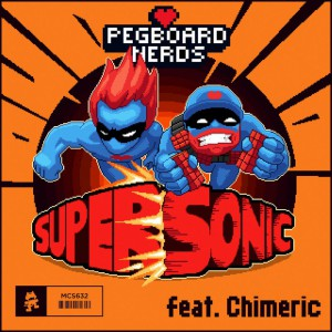 Pegboard Nerds feat. Chimeric - Supersonic