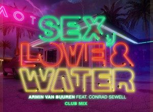 Armin van Buuren - Love & Water (Club Mix)