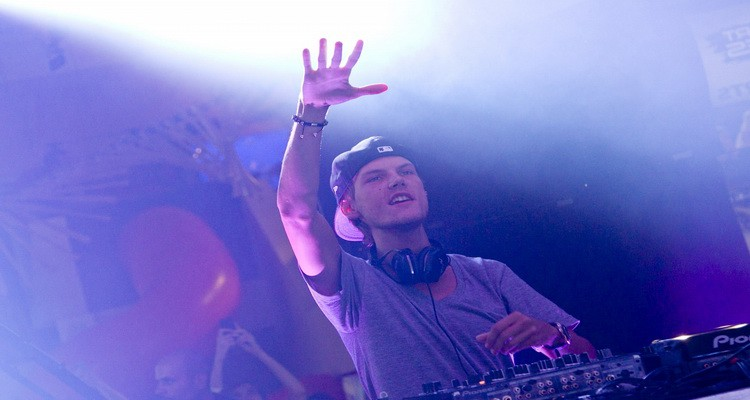 Avicii Top Tracks Mix