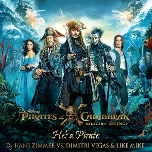 Hans Zimmer & Dimitri Vegas & Like Mike - Hes a Pirate