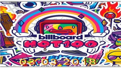 Billboard Hot 100 Singles Chart (03.03.2018)
