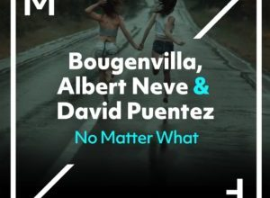 Bougenvilla & Albert Neve & David Puentez - No Matter What