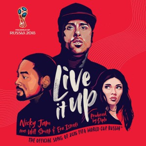 Nicky Jam, Will Smith & Era Istrefi - Live It Up