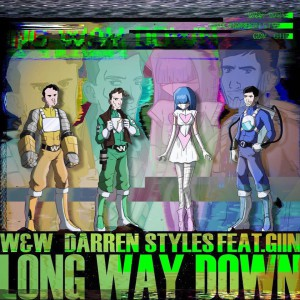 W&W & Darren Styles feat. Giin - Long Way Down