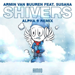 Photo of Armin van Buuren feat. Susana – Shivers ALPHA 9 Remix