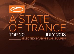 کامپلیشن A STATE OF TRANCE TOP 20 July 2018