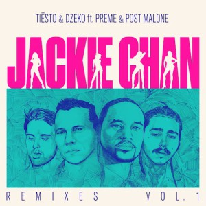 Photo of Jackie Chan (Remixes Vol. 1) [EP]