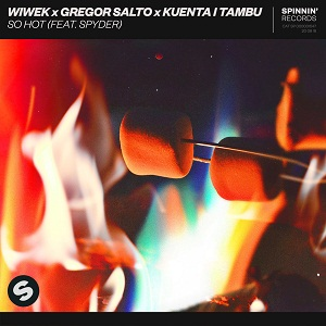 Wiwek x Gregor Salto & Kuenta i Tambu ft. Spyder - So Hot