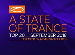 A STATE OF TRANCE TOP 20 SEPTEMBER 2018