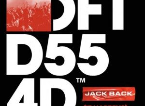 DAVID GUETTA PRES. JACK BACK - SOMETIMES