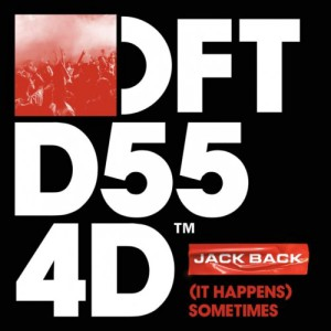 Photo of DAVID GUETTA PRES. JACK BACK – SOMETIMES