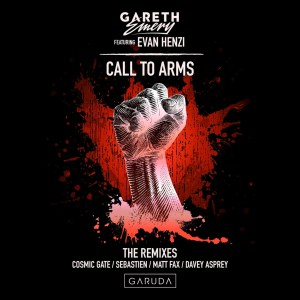 Gareth Emery - Call To Arms (Cosmic Gate Remix)