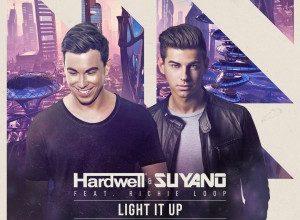 Hardwell & Suyano - Light It Up