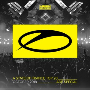 A STATE OF TRANCE TOP 20 - OCTOBER 2018