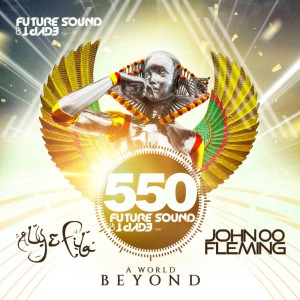 FUTURE SOUND OF EGYPT 550 - A WORLD BEYOND 2018