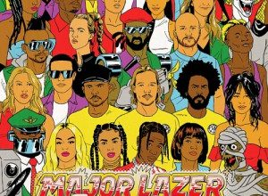 MAJOR LAZER ESSENTIALS (2018)