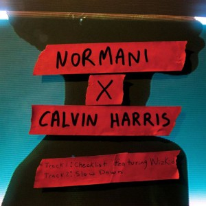 Normani x Calvin Harris - Checklist Slow Down