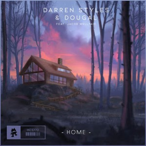 Darren Styles & Dougal feat. Jacob Wellfair - Home