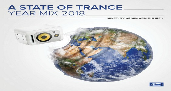 Photo of Armin van Buuren – A State Of Trance Year Mix 2018
