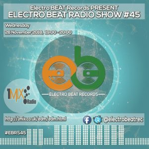 Photo of Electro BEAT Radio Show 45