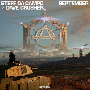 Steff Da Campo x Dave Crusher - September
