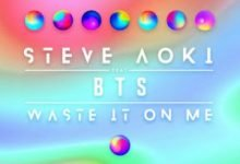 Steve Aoki feat. BTS - Waste It On Me (W&W Remix)