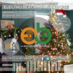 Photo of Electro BEAT Radio Show #46 (End Of The Year 2018 Special Mix)