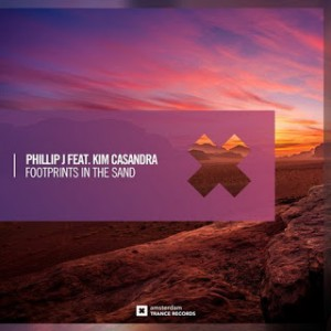 Phillip J feat. Kim Casandra - Footprints In The Sand