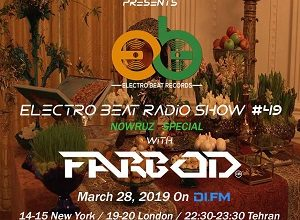 Photo of Electro BEAT Radio Show #49 (Nowruz Special)