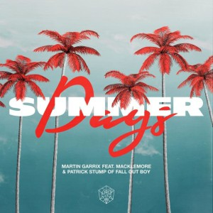 Photo of Martin Garrix feat. Macklemore & Patrick Stump of Fall Out Boy – Summer Days
