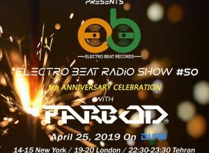 Photo of Electro BEAT Radio Show #50