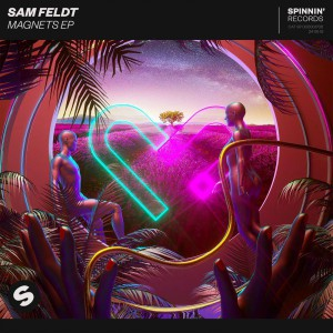 تصویر Sam Feldt – Magnets EP