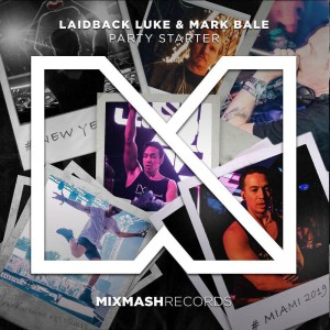 تصویر Laidback Luke & Mark Bale – Party Starter