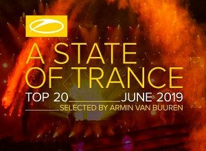 A State of Trance Top 20 June (2019)