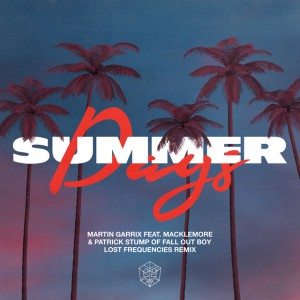 Martin Garrix - Summer Days (Lost Frequencies Remix)