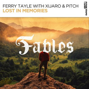 Photo of Ferry Tayle with Xijaro and Pitch – lost in memories