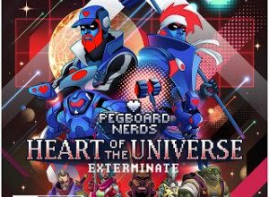 Photo of Pegboard Nerds – Exterminate